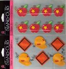 PROVO CRAFT Stand Outs 3 D Border STICKERS Choice BNIP