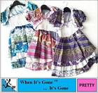NEW GIRLS COTTON SUN DRESS/JACKET PARTY OUTFIT 2-8 year