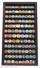 Large 108 Military Challenge Coin Display Rack Case Cabinet Wall Rack : Coin2