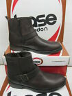 "Base London Mens Zipped Brown Leather  Boots ""CAVALRY"""