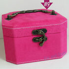 Jewelry Storage Organizer Box Case Accessory Ring Necklace Earring Pendant Watch