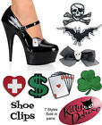 Shoe Clips * Accessorise your Accessories * 5 styles available