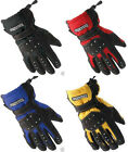 BUFFALO TRACKER TEXTILE WATERPROOF THERMAL WINTER MOTORCYCLE MOTORBIKE  GLOVES