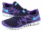 Nike Free 3.0 V3 Imperial Purple/Turquoise-Varsity Purple Running 453974-535
