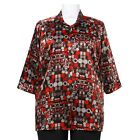 A Personal Touch Blouse Plus 14W-1X Women's Shirt