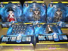 Doctor Who Series 6 Figures - Peg Soldier, Cybermats, Corroded Cyberman, 11th dr