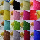 "50-500Yards 3mm 1/8"" Velvet Ribbon Various Selection"