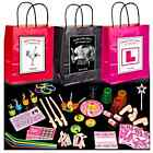FILL YOUR OWN PERSONALISED HEN NIGHT PARTY GIFT BAGS - HEN DO BAGS - 23 DESIGNS