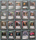 Star Trek CCG Blaze of Glory Uncommon Cards 21 - 40, Part 2/2 (1E)