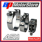 Mikalor W2 Stainless Steel T Bolt Hose Clamps - Tbolt Supra Heavy Duty Pipe Cli