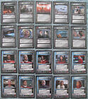 Star Trek CCG The Motion Pictures TMP Uncommon Cards Part 1/2 2U - 64U