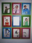 "2 x IKEA NYTTJA PICTURE FRAMES 9"" x 7"" CHOOSE UR COLOUR"
