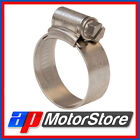 Jcs Hi-Grip Stainless Steel Hose Clips Clamps Ss Worm Drive Stainless Steel Zinc