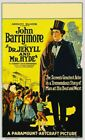 Vintage Old Movie Poster Jekyll Hyde 1920 02 Print Art A4 A3 A2 A1
