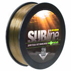Korda NEW SUBline Fishing Mainline 1000m Brown