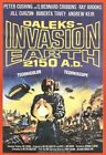 DARLEKS INVASION EARTH CLASSIC B-MOVIE REPRODUCTION ART PRINT A4 A3 A2 A1