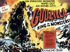 GODZILLA KING MONSTERS CLASSIC B-MOVIE REPRODUCTION ART PRINT A4 A3 A2 A1