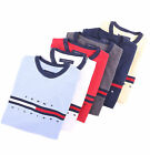 Tommy Hilfiger Men Classic Fit Crew-Neck Logo Tee Shirt T-Shirt - Free $0 Ship