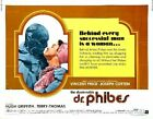 ABOMINABLE DR PHIBES 02 B-MOVIE REPRODUCTION ART PRINT A4 A3 A2 A1