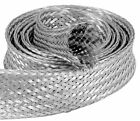 Stainless Steel Over Braid Sleeving - Overbraid Braided Hose Pipe - Rubber Fuel