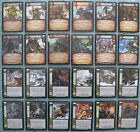 Warcry CCG Path of Glory Rare & Super Rare Cards Part 1/2 (Warhammer)