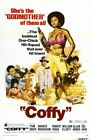COFFY 'MOTHER OF THEM ALL' 01 B-MOVIE REPRODUCTION ART PRINT A4 A3 A2 A1