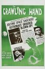 CRAWLING HAND 02 B-MOVIE REPRODUCTION ART PRINT A4 A3 A2 A1