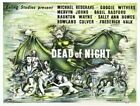 DEAD OF NIGHT 02 B-MOVIE REPRODUCTION ART PRINT A4 A3 A2 A1