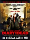 DIARY OF DEAD 03 B-MOVIE REPRODUCTION ART PRINT A4 A3 A2 A1
