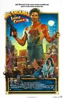 BIG TROUBLE IN LITTLE CHINA B-MOVIE REPRODUCTION ART PRINT CANVAS A4 A3 A2 A1