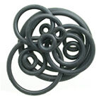 """18G up to 1"""" SPARE BLACK O-RINGS qty. 100"""