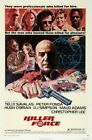 THE KILLER FORCE 01 VINTAGE B-MOVIE REPRODUCTION ART PRINT CANVAS A4 A3 A2 A1