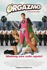 ORGAZMO 01 VINTAGE CLASSIC B-MOVIE REPRODUCTION ART PRINT CANVAS A4 A3 A2 A1