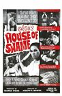 OLGAS HOUSE OF SHAME 01 B-MOVIE REPRODUCTION ART PRINT CANVAS A4 A3 A2 A1
