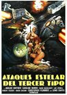 STAR CRASH 03 VINTAGE CLASSIC B-MOVIE REPRODUCTION ART PRINT A4 A3 A2 A1