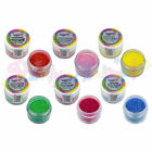 Rainbow Dust CRYSTAL range NON-TOXIC GLITTER Cake Decorating Sugarcraft Sparkles