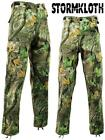 C4 Stormkloth Camouflage Camo Cargo Trousers Pants Hunting Fishing Outdoor 30-42