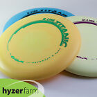 DGA D LINE TITANIC *choose your weight & color* Hyzer Farm disc golf putter