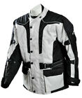 TUFF GEAR MOTORCYCLE TEXTILE JACKET ALL WEATHER SIZE - S