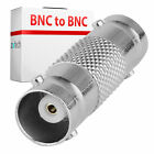 50/10/4/2 multi pack x BNC TO BNC FEMALE CONNECTORS INLINE COUPLER CCTV CABLE