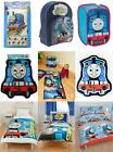THOMAS & FRIENDS BEDROOM ITEMS & BEDDING ACCESSORIES (FREE UK SHIPPING)