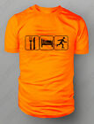 Eat Sleep Inline Skate T-shirt Roller Blade Aggressive Skates In-Line M-XXL New