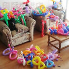100pcs wholesale Long Latex Balloons For Aninal Flower Any Shape Tying Making