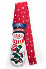 American Traditions Chistmas Holidays Cutout Necktie Tie - 2 to Choose