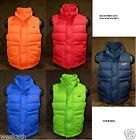 NWT Hollister HCO by Abercrombie A&F Mens Gilet Vest BodyWarmer NEW