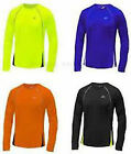 More Mile Palermo Mens Long Sleeve Running FitnessTopXS,S,XXL
