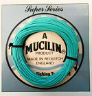 Mucilin WF Intermediate Fly Lines Choice of 5 sizes Aqua Blue trout/game