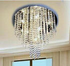 MODERN CONTEMPORARY CRYSTAL CEILING LIGHTS Chandelier Dia:40 H:45cm  NEW