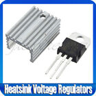 TO-220 Heatsink Heat Sink Positive Voltage Regulator IC 5V 9V 12V 15V 18V 24V
