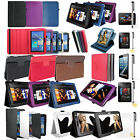 "Leather Stand Case Cover for Samsung Galaxy Tab 2 P3100 7"" or 10.1"" P5100 N8000"
